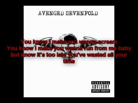 Avenged Sevenfold - Scream Lyrics