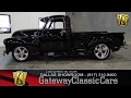 1949 Chevrolet 3100 Pickup #362-DFW Gateway Classic Cars of Dallas