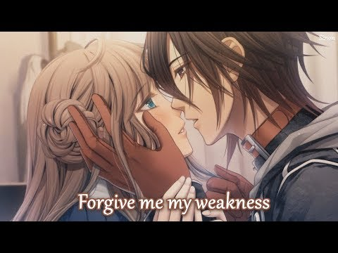 Nightcore - Everytime We Touch (Piano Version) - (Lyrics)
