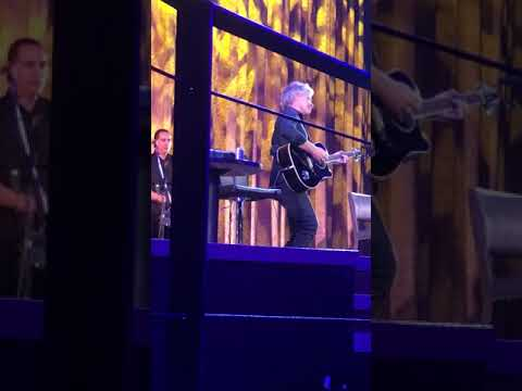 Jon Bon Jovi  LIVING IN SIN  Las Vegas, NV  9242018