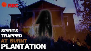 Little Girl's Spirit Trapped in Burnt Plantation (Very Scary) Arlington Paranormal Activity