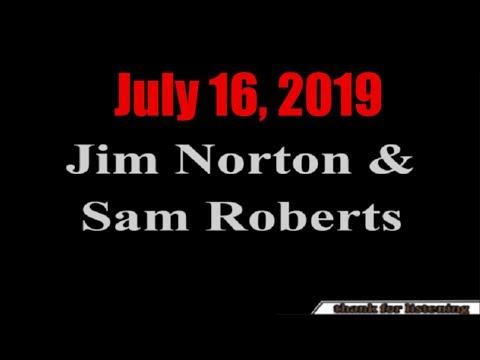 Jim Norton And Sam Roberts July 16, 2019
