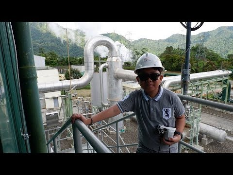 Tour of the Energy Development Corporation Southern Negros Geothermal Production Field