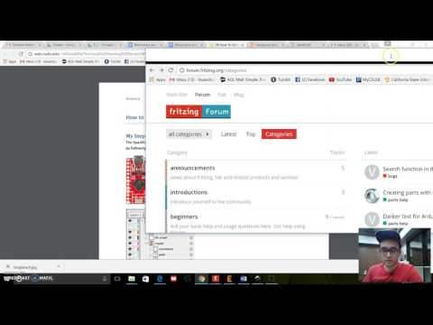 Add a Part to Fritzing - YouTube