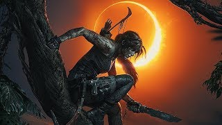 Shadow of the Tomb Raider PS4 Gameplay Played by Square Enix President (Also on Xbox One and PC)