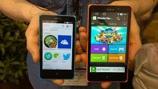 Nokia X Store Demo