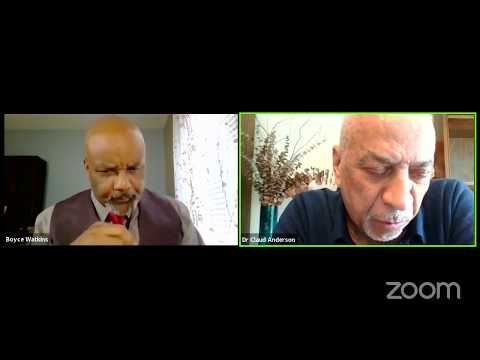 What's wrong with the black community? - Dr Boyce Watkins & Dr Claud Anderson