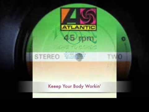 Legends Of Vinyl Presents Kleeer - I Love To Dance   Atlantic Records 1979