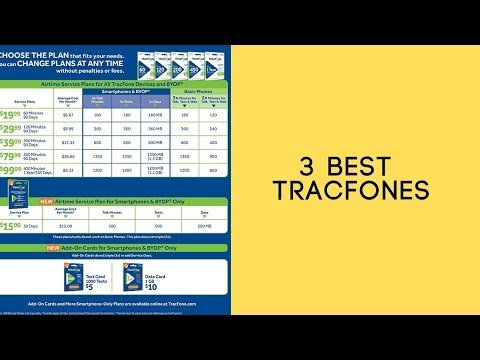 3 Best Tracfones - Tracfones Reviews of 2019