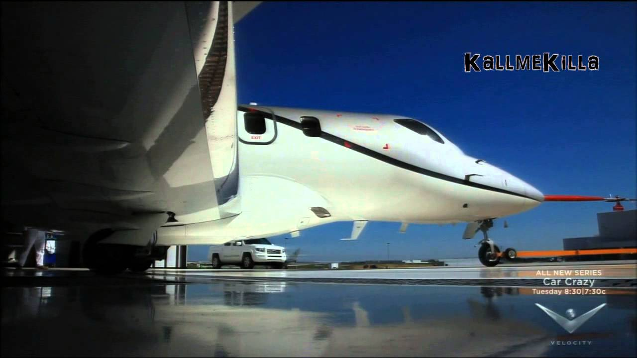 Honda jet n420xx hd youtube for How much is a honda jet