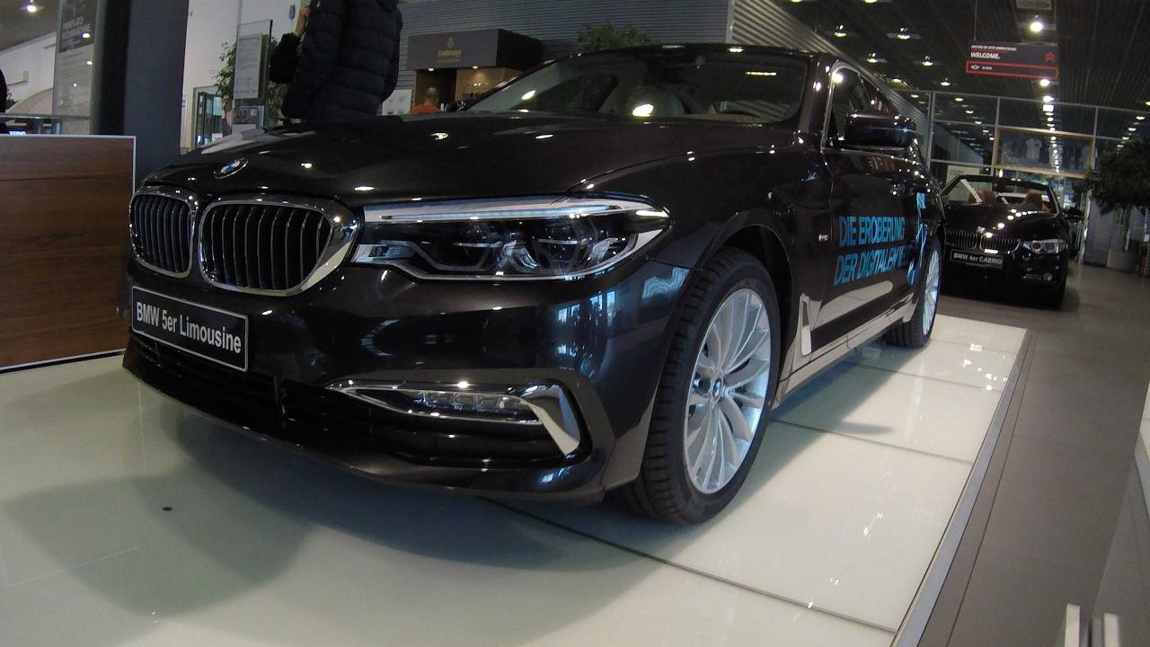 Bmw 5 Series Interior 2017
