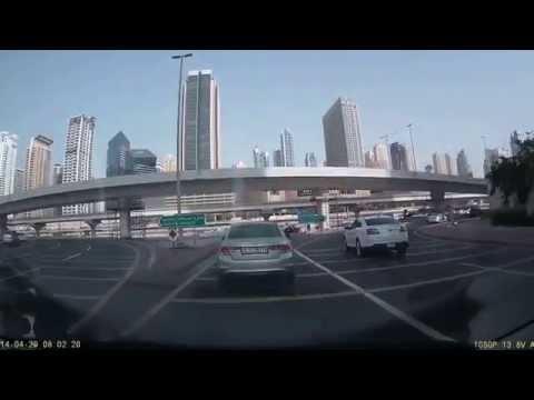 Event Recording, Dash-cam, Dubai.
