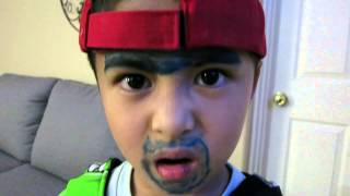 mini richard inspired by wassabi productions