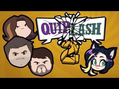 ►QUIPLASH 2►w/ EGORAPTOR, BARRY, and BRIAN - Kitty Kat Gaming