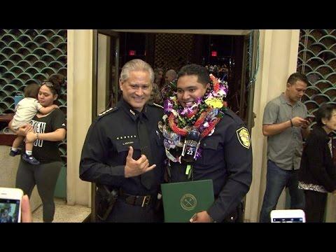 181st Police Recruit Class Graduation
