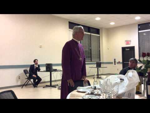 Bishop Williamson Confirmations Conference - Houston TX LaMarque July 6, 2015 PART 1