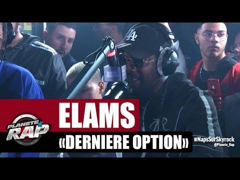 Youtube: Elams«Dernière option» #PlanèteRap