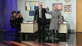 'Time Travel Earthquake,' Starring Ellen DeGeneres and Tom Hanks