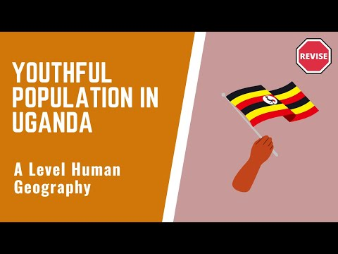 As Human Geography - Youthful Population Case Study ~ Uganda