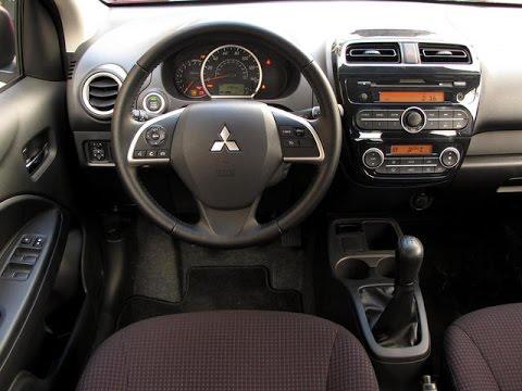 Test Drive 2015 Mitsubishi Mirage Gls 1 2l Mt Mild
