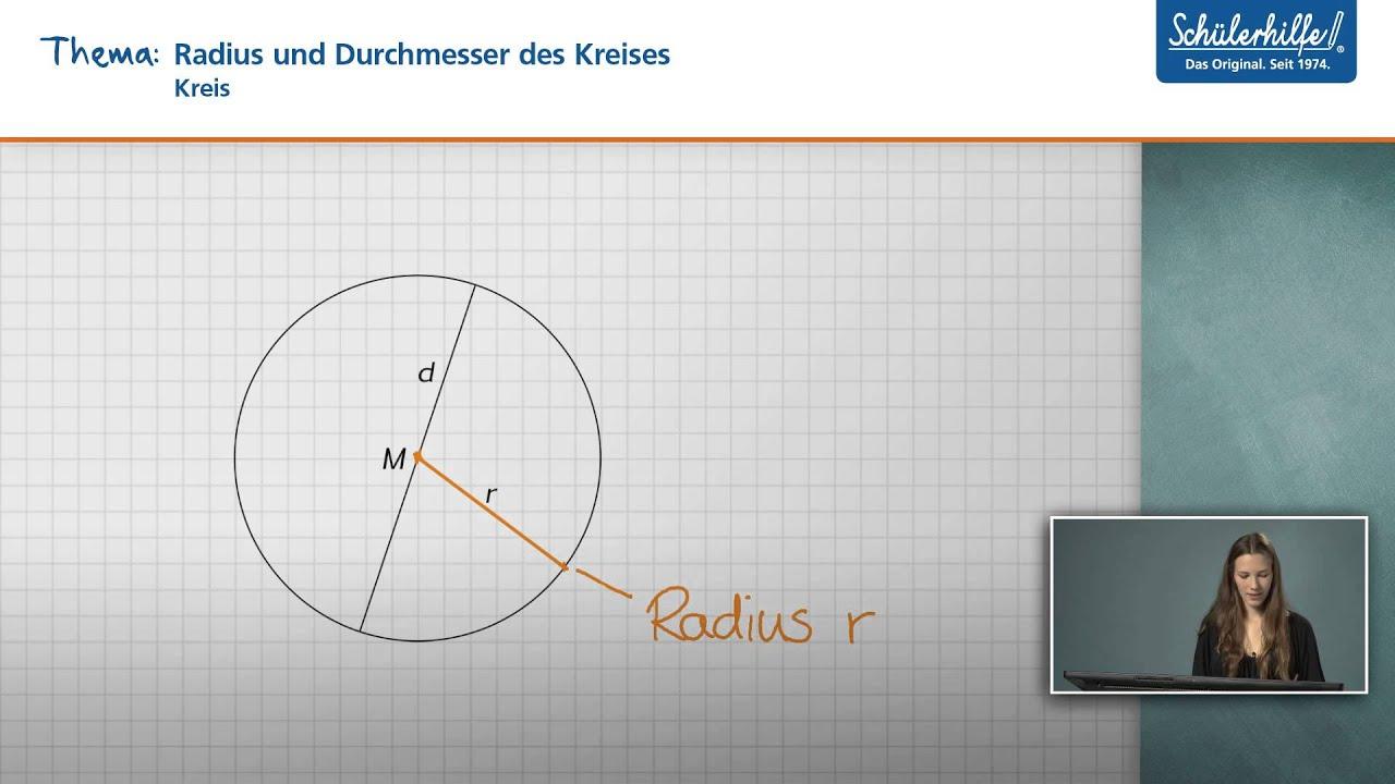 alle werte des kreises berechnen // kreis & zylinder // mathematik