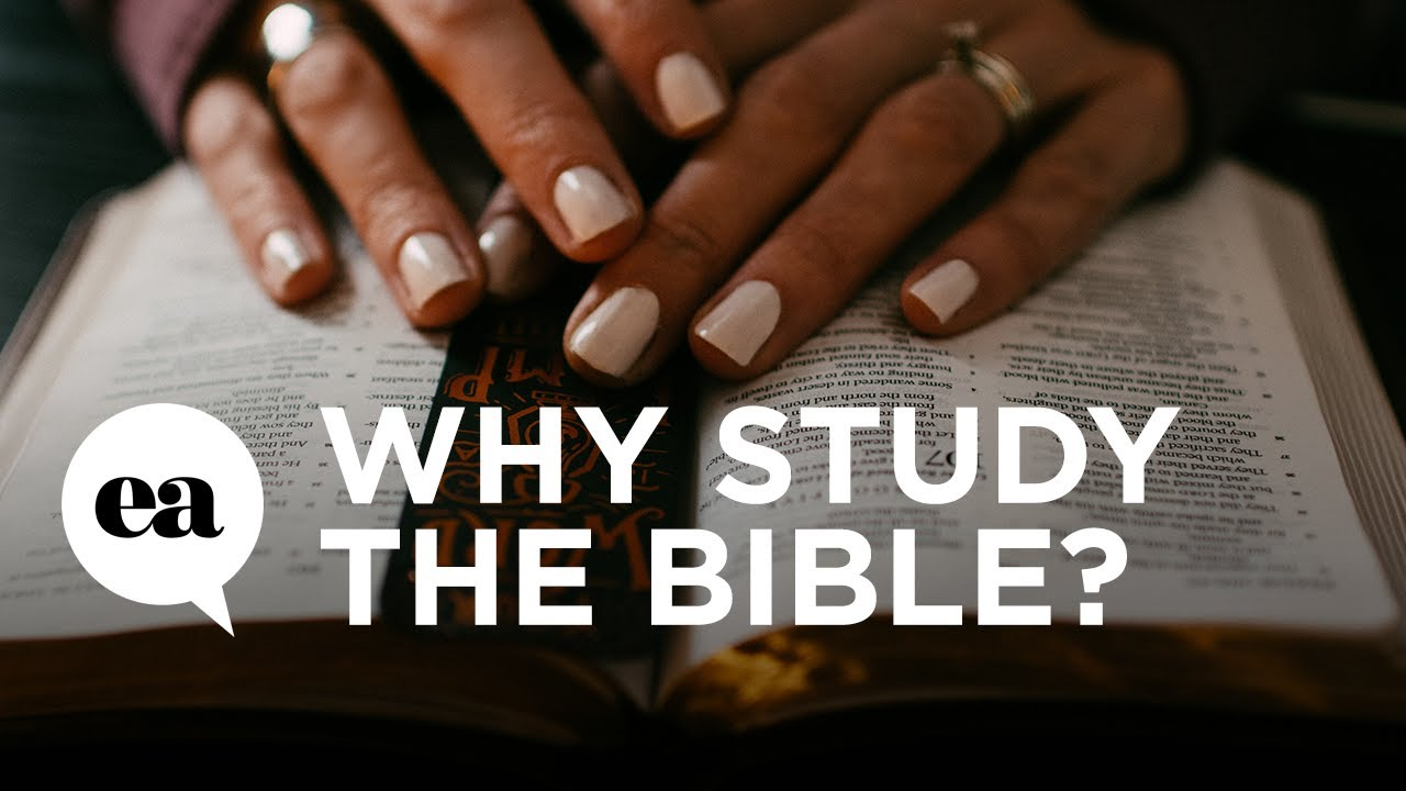 Why Study the Bible? | How to Study the Bible with Joyce Meyer