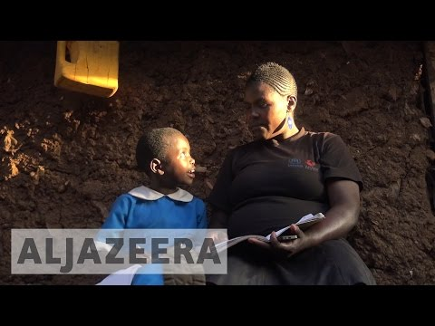 Going back to school in Kenya's biggest slum
