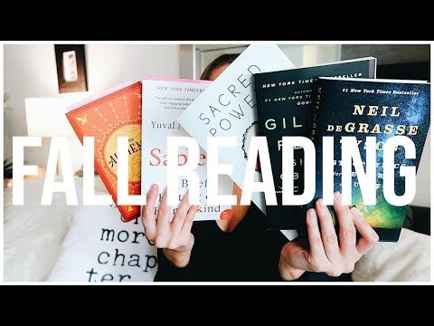 8 LIFE CHANGING BOOKS FOR FALL | Fiction + Nonfiction | Book