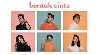 ECLAT - Bentuk Cinta (Official Music Video)
