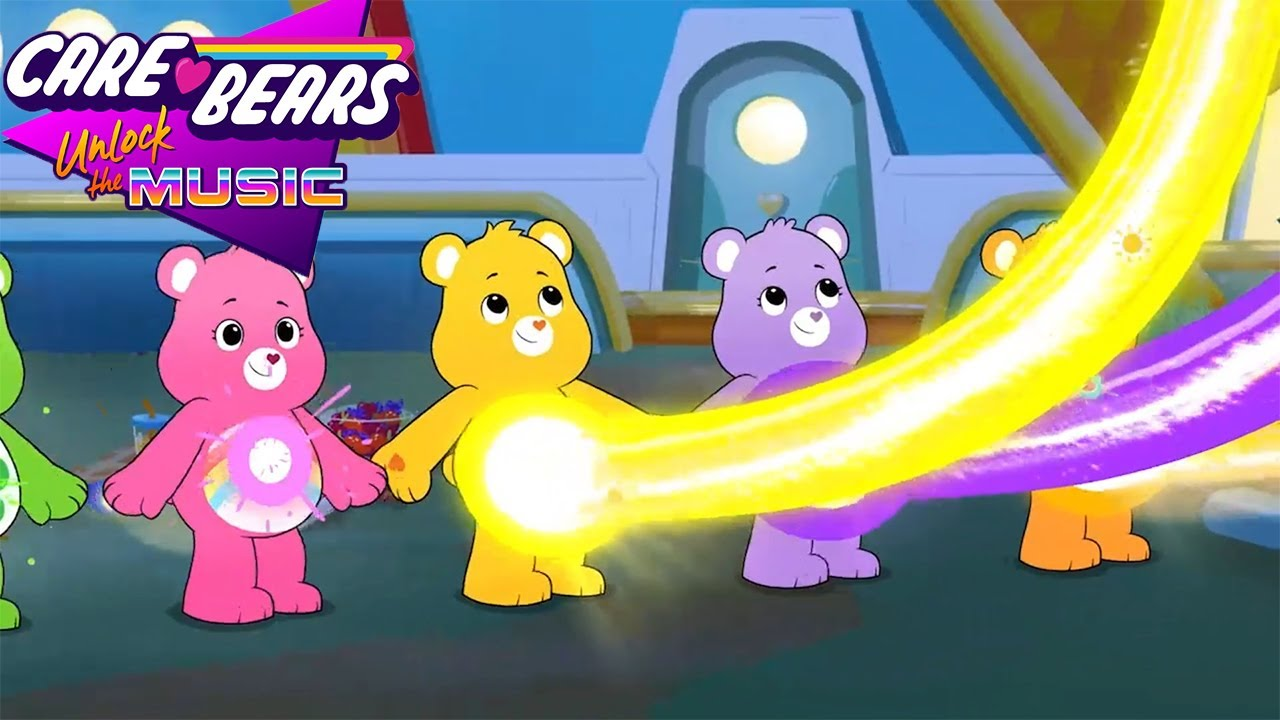 Care Bears - Move With The Magic + More Kids Songs | Care Bears Unlock the Music