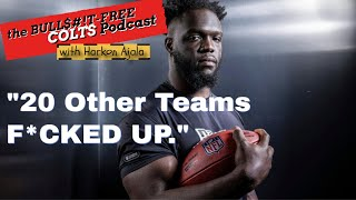 The COLTS 2021 Draft Picks DECODED (By Someone Who's NOT A F*cking MORON) | BS-FREE Colts Pod | #35