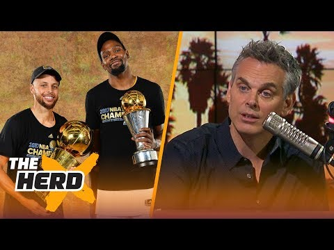Colin Cowherd Has No Problem With Sports Dynasties | NBA | THE HERD