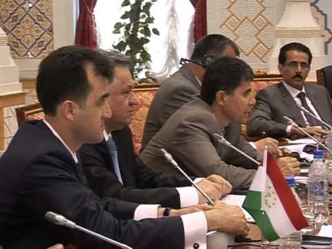 Panel Discussion (Dushanbe Business Forum 2013)