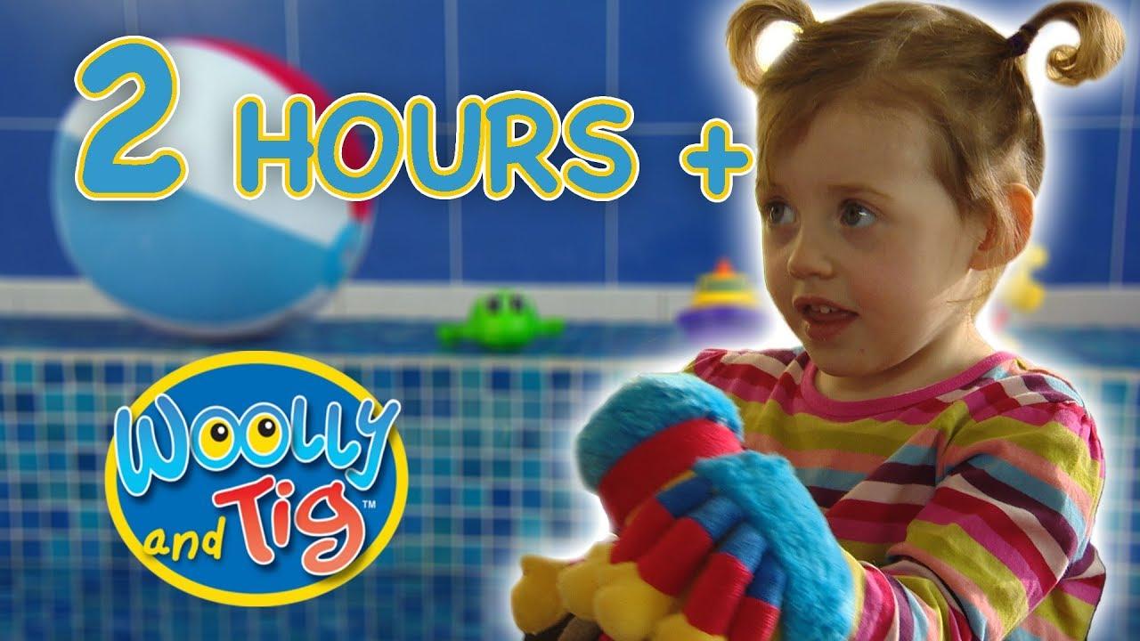 Download Woolly and Tig - Season 1 Marathon   Kids TV Show   Full Episodes   Toy Spider