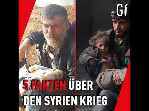 5 Fakten über den Syrien Krieg ᴴᴰ┇Generation Islam