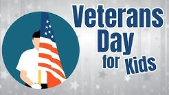 Veterans Day Facts for Kids