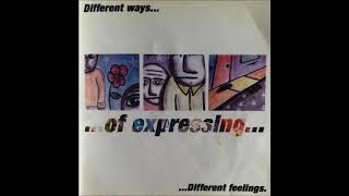 V/A Different ways of expressing different feelings [full album] 200? - punk/hc bands from Brazil