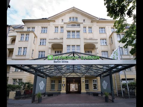 Wyndham Garden Berlin Mitte - Hotel in Berlin - GCH Hotel Group
