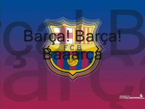 FCBarcelona Song with Lyrics - Anthem (English/Catalan)