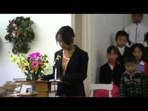 Pioneer Adventist Christian School (12/13/2014)