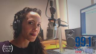 Interview With Our Director, Patricia Marcoccia On CBC Radio Calgary (Nov 2 2018)
