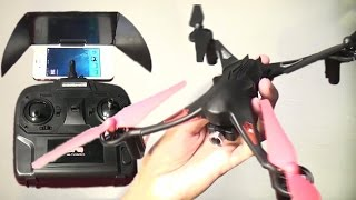 Galaxy Visitor 6 FPV Quad Rotor Review