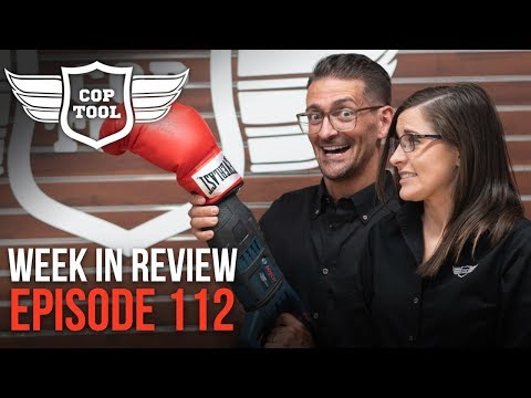 Ep112 - Home Depot vs. Lowes, Fein 18V Mag Drill, Bosch 400' Laser - Power Tool Week In Review