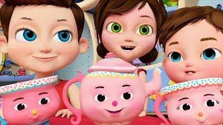 I'm a Little Teapot - THE BEST Songs for Children +More | Banana cartoon