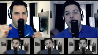 Magic! - Rude (Henry Ayres Cover) Acappella Bonus