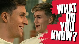 NAME GOLDEN GLOVE WINNERS | Alex Runarsson vs Matt Macey | What Do You Know?