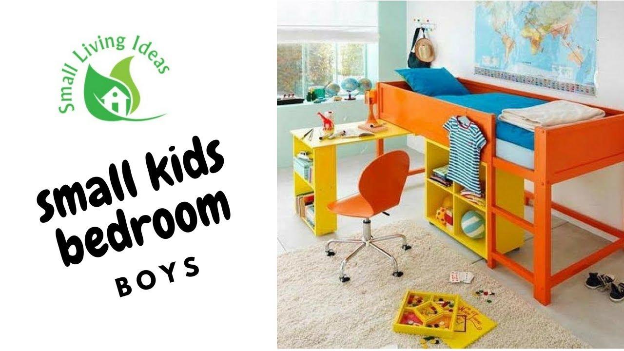 Small Kids Bedroom Ideas Boys Youtube