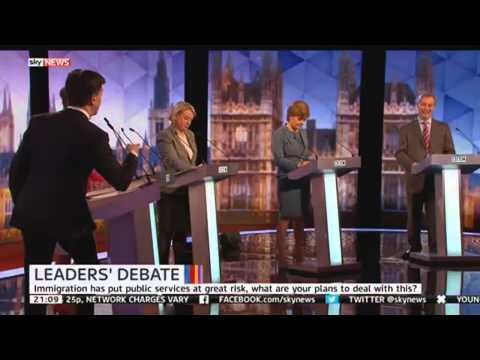 "Nigel Farage Tells Ed Miliband ""You're Lying!"""