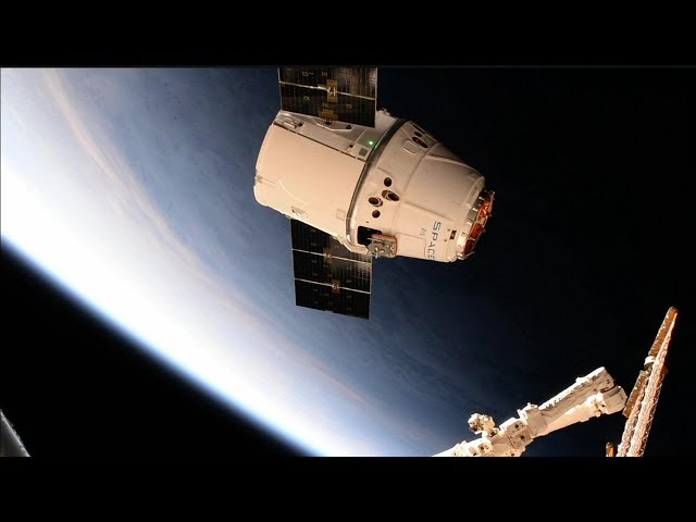 Supplies, Research and Equipment Delivered to the Space Station on This Week @NASA – May 10, 2019