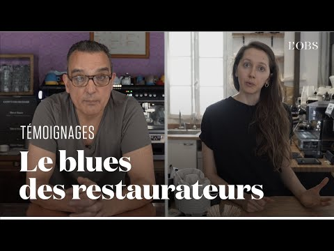 Réouverture des cafés et restaurants: deux gérants livrent leurs inquiétudes
